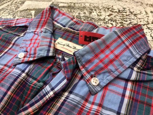 3月21日(水)大阪店、春物ヴィンテージ&ボトムス入荷!!#8  VintageShirt Part1編!BOX!!_c0078587_223672.jpg
