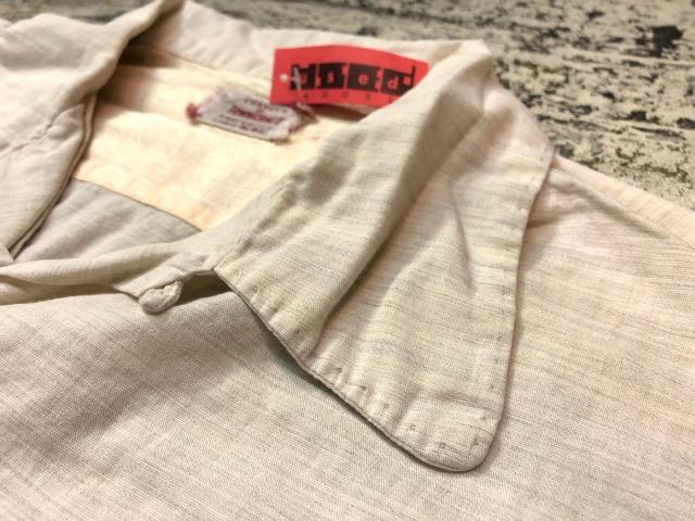 3月21日(水)大阪店、春物ヴィンテージ&ボトムス入荷!!#8  VintageShirt Part1編!BOX!!_c0078587_2244027.jpg