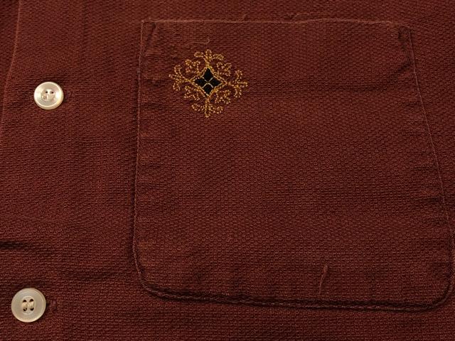 3月21日(水)大阪店、春物ヴィンテージ&ボトムス入荷!!#8  VintageShirt Part1編!BOX!!_c0078587_2272488.jpg
