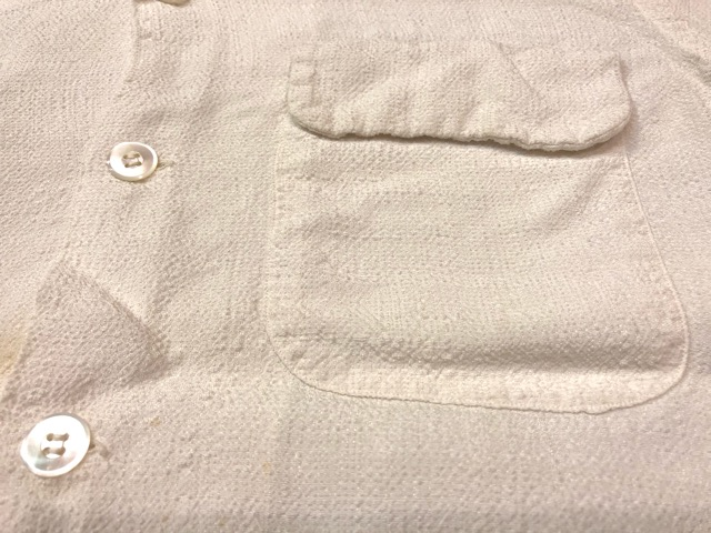 3月21日(水)大阪店、春物ヴィンテージ&ボトムス入荷!!#8  VintageShirt Part1編!BOX!!_c0078587_2294523.jpg
