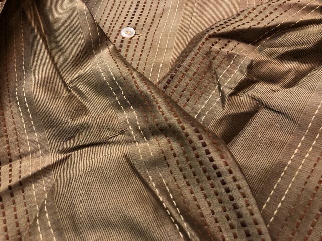3月21日(水)大阪店、春物ヴィンテージ&ボトムス入荷!!#8  VintageShirt Part1編!BOX!!_c0078587_2305178.jpg