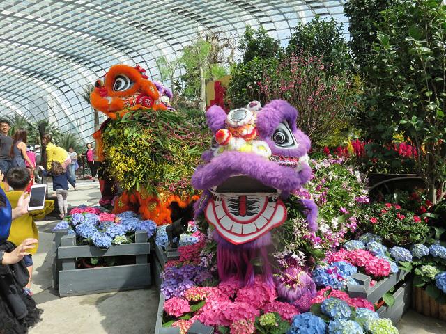 ガーデンズ・バイ・ザ・ベイ ~シンガポール植物園~_f0346196_13441483.jpg