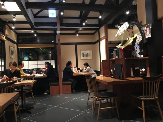 みかわ庵で食事しました。_a0077203_18080231.jpg