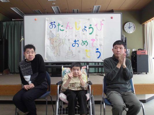 3/18 誕生日喫茶_a0154110_08384142.jpg