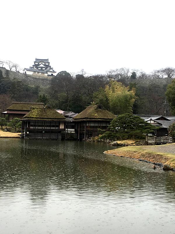 近江八幡、お土産はカステラのみみ_b0038919_12355301.jpg