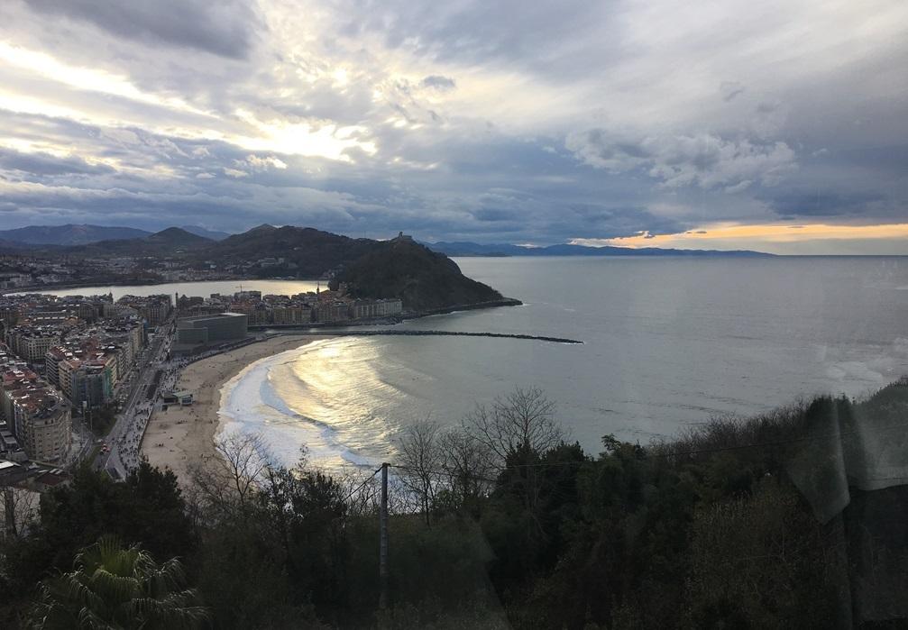 サンセバスチャンその3 ミラドール・デ・ウリアで優雅なランチ_d0041729_00094930.jpg