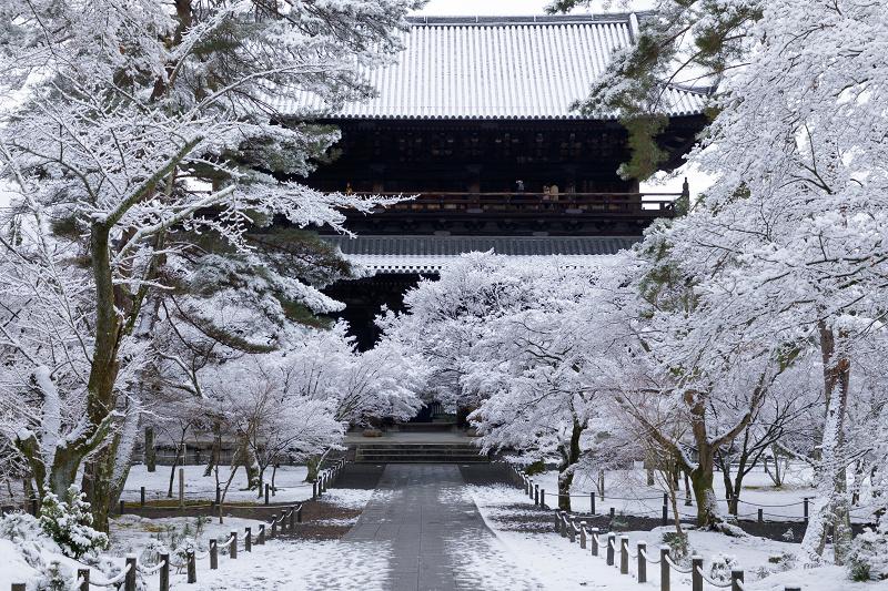 雪の京都2018 南禅寺境内_f0155048_15254793.jpg