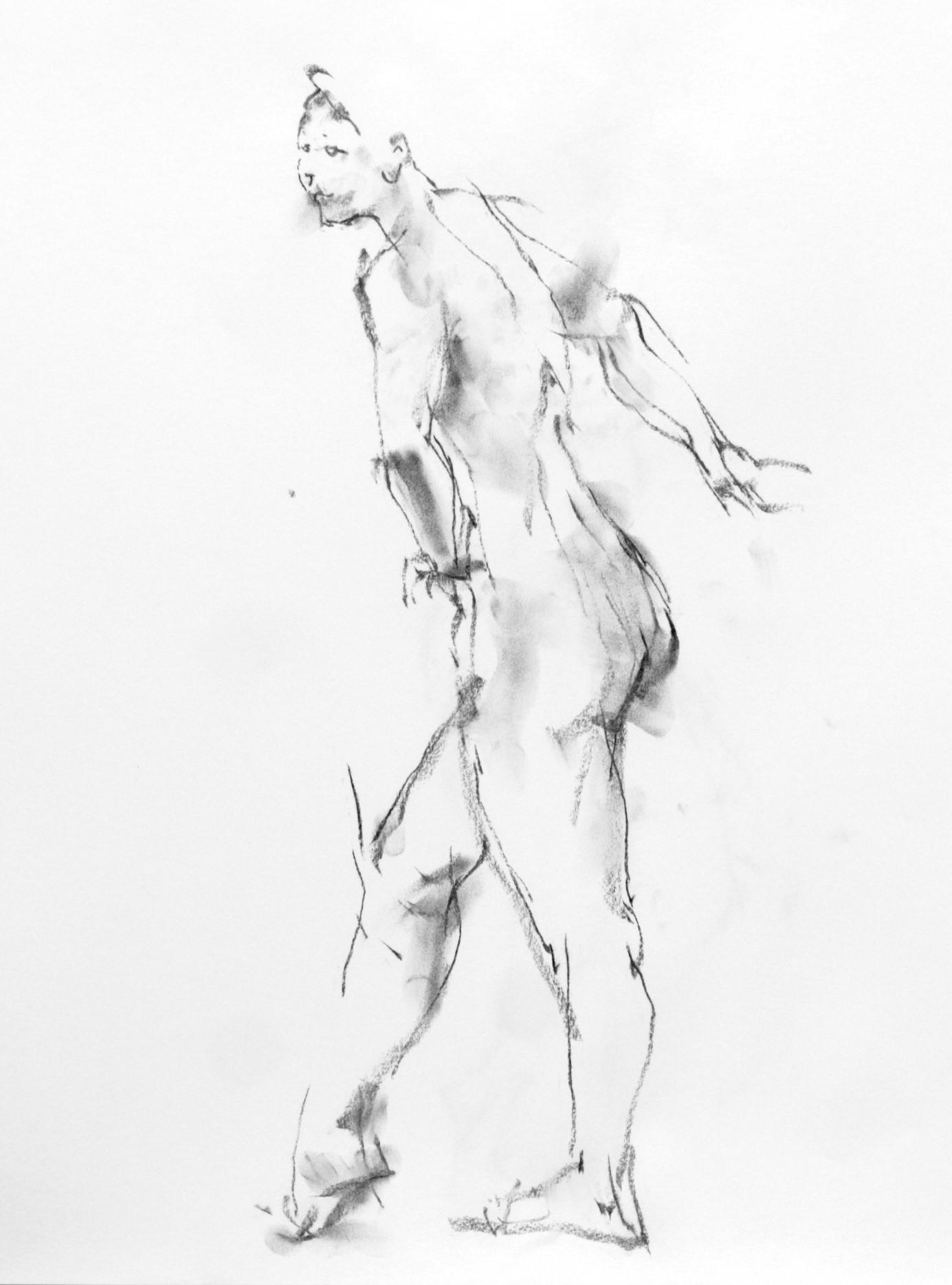 《 「三月弥生裸婦素描」 3  》_f0159856_18202460.jpg