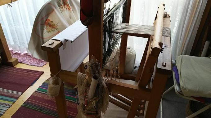 久しぶりの織り教室♪_f0374160_21323852.jpg