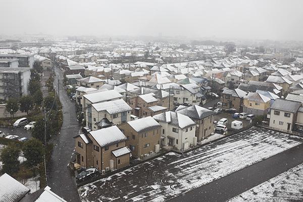 18.03.21 窓の外は雪〜♪_b0193366_16521760.jpg