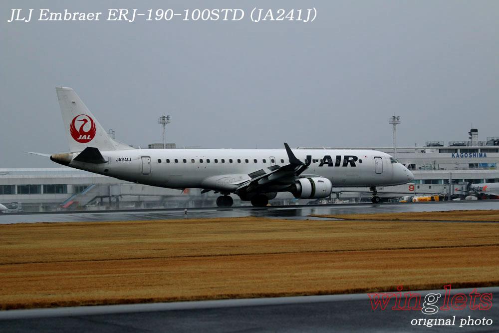 '18年 鹿児島空港レポート・・・JLJ/JA241J_f0352866_2116110.jpg