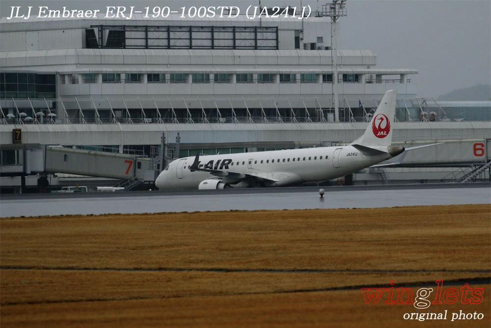 '18年 鹿児島空港レポート・・・JLJ/JA241J_f0352866_21163690.jpg
