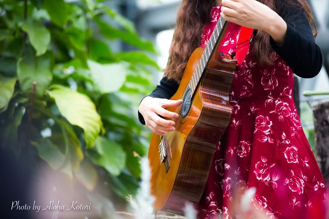 農業文化園戸田川緑地さくらまつり温室ギターコンサート2018_f0373339_14184020.jpg