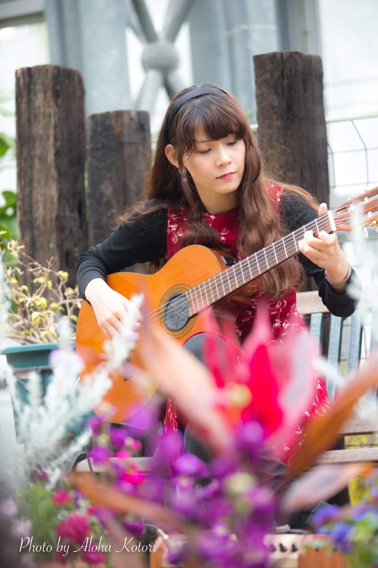 農業文化園戸田川緑地さくらまつり温室ギターコンサート2018_f0373339_1418412.jpg