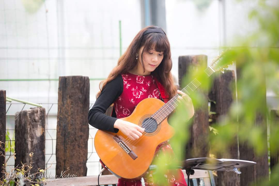 農業文化園戸田川緑地さくらまつり温室ギターコンサート2018_f0373339_14184198.jpg
