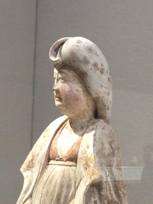 大阪 東洋陶磁美術館  胡人俑_c0100195_10355262.jpg