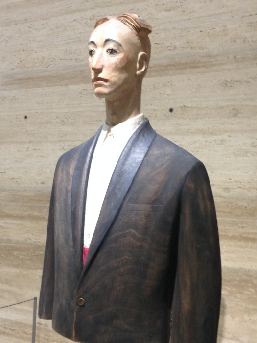 大阪 東洋陶磁美術館  胡人俑_c0100195_10415362.jpg