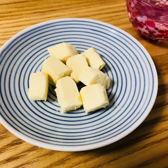 クリームチーズの金山寺味噌ワサビ漬け_f0204295_17434993.jpg
