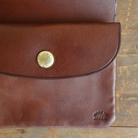 ARTS&CRAFTS : BILLFOLD WALLET W/COIN PURSE, GE FLAP ZIP PURSE_a0234452_19062894.jpg