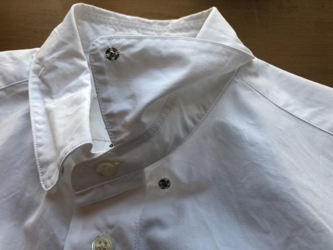 STILL BY HAND   春の白いシャツ_d0334060_17063949.jpg