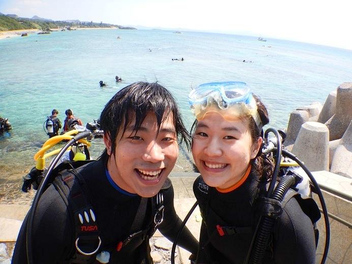 ゴリラチョップで体験ダイビング☆_a0156273_18235639.jpg