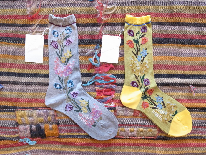 ANTIPAST BOUQUET SOCKS_f0111683_14015477.jpg