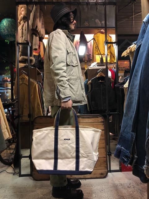 3月24日(土)大阪店スーペリア&服飾雑貨Part1入荷!#6 L.L.Bean&Bandana編!70\'s Tote!!_c0078587_2339967.jpg