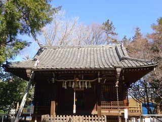 板橋区の神社で屋根工事_c0223192_22123333.jpg
