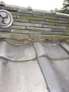 板橋区の神社で屋根工事_c0223192_22124256.jpg
