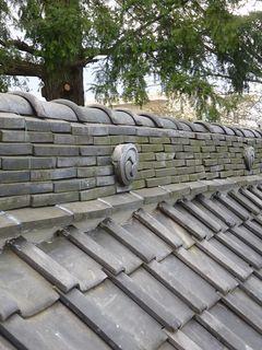 板橋区の神社で屋根工事_c0223192_22124791.jpg