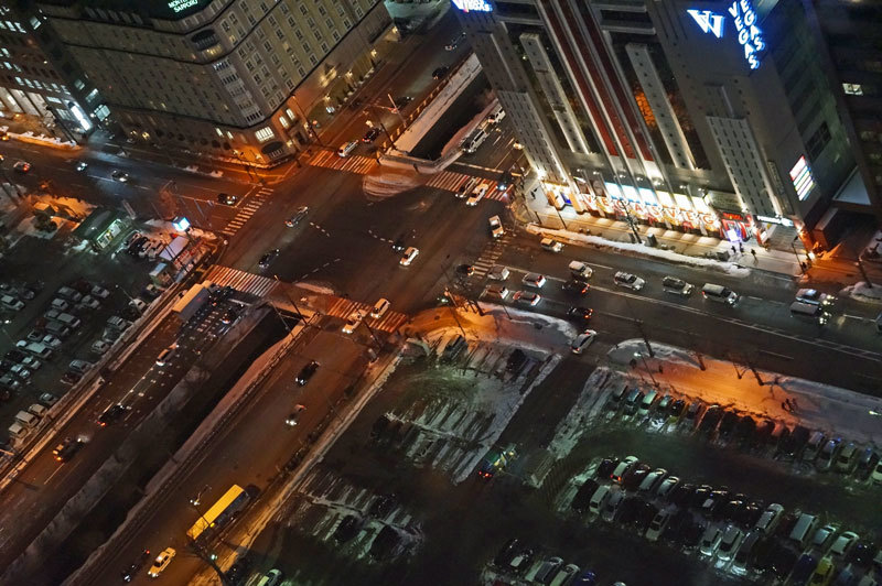 JRタワー展望台~夜景 3_d0162994_08201324.jpg