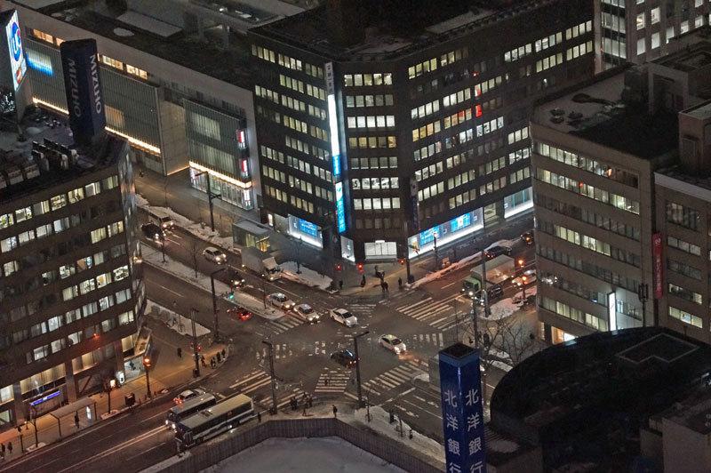 JRタワー展望台~夜景 3_d0162994_08203124.jpg