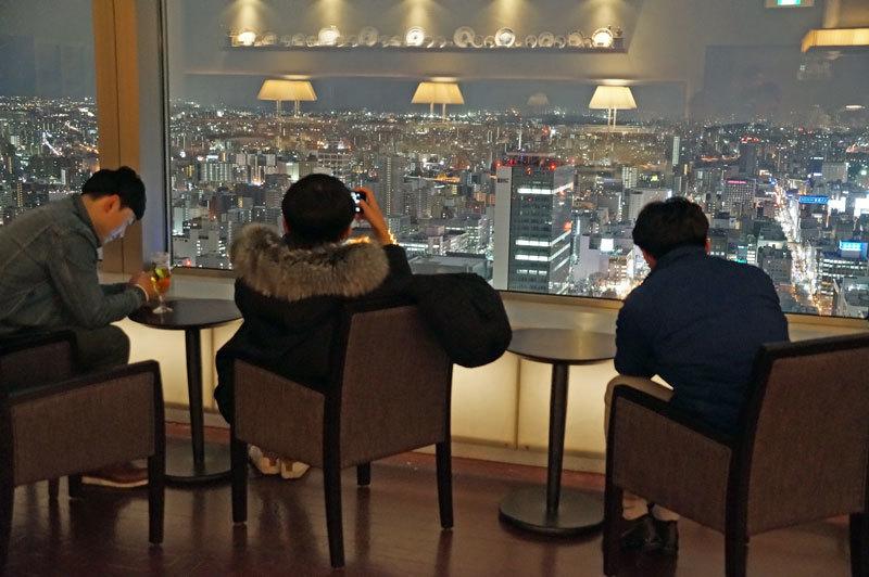 JRタワー展望台~夜景 3_d0162994_08205524.jpg