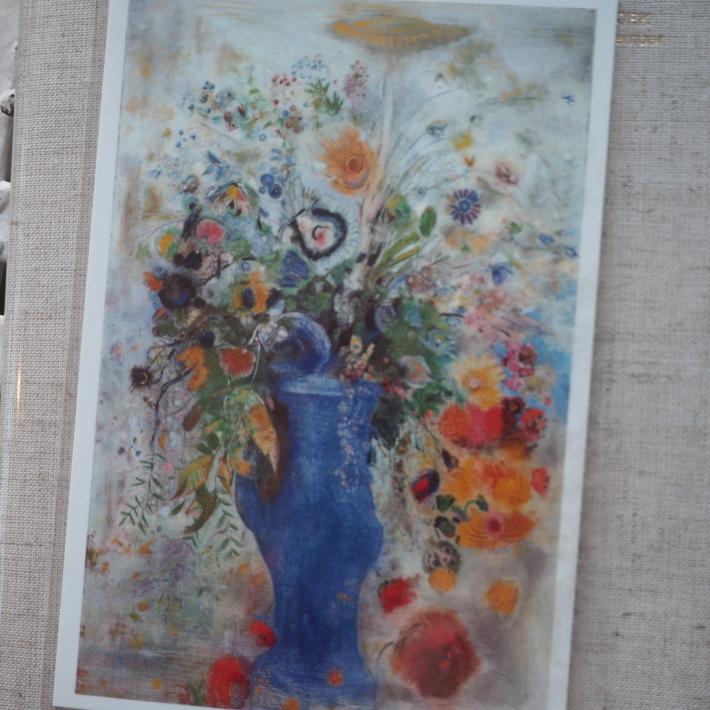 ルドンの植物誌展_b0378101_17150038.jpg