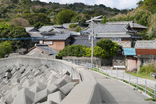 海界の村を歩く 東シナ海 江島_d0147406_19404930.jpg