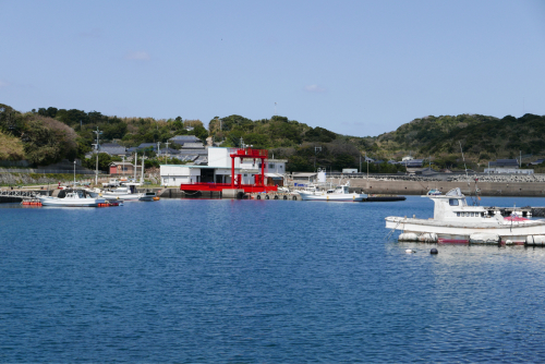 海界の村を歩く 東シナ海 江島_d0147406_19544447.jpg
