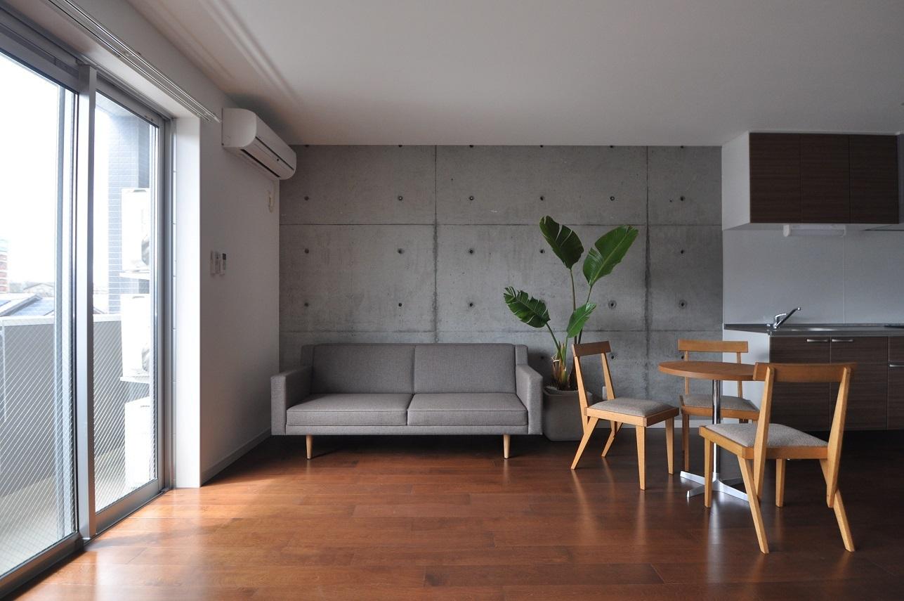 集合住宅の現場から9     建築デザインの新しいかたち_e0028417_09315041.jpg