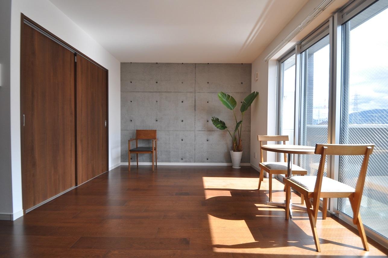 集合住宅の現場から9     建築デザインの新しいかたち_e0028417_09322290.jpg