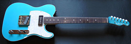 「Blue Turquoise MetallicのSTD-T 1本目」が完成&発売!_e0053731_17265899.jpg
