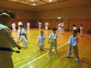 土曜日空手 宮の沢教室・麻生道場_c0118332_23074572.jpg