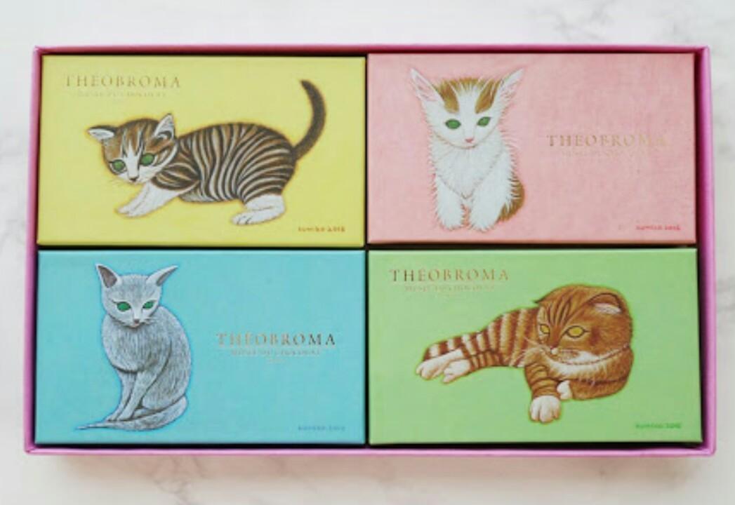 猫ちゃんのチョコレート_e0334462_09102776.jpg