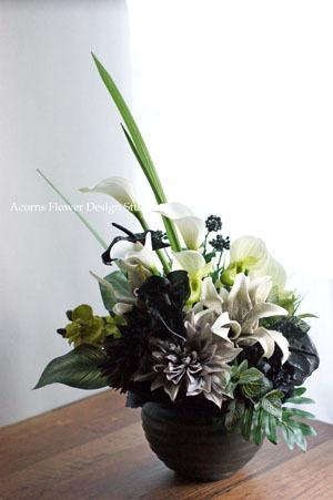 モデルルームの装花いろいろ_f0215262_23574455.jpg
