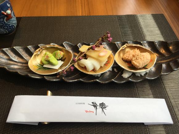 ホテル日航大阪 日本料理弁慶_d0339676_14042227.jpg