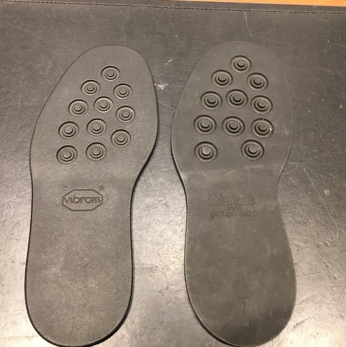 雨靴用はvibram#2055 OR ダイナイト?_e0197577_09412649.jpg