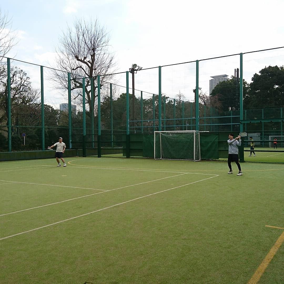 「テニス」_a0075684_1028399.jpg
