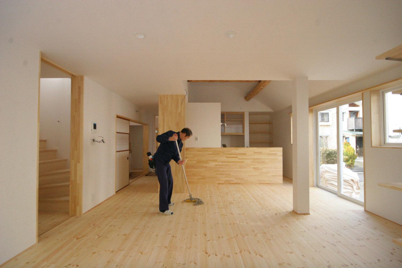 堀之内の家 内装工事完了_b0349892_07424065.jpg