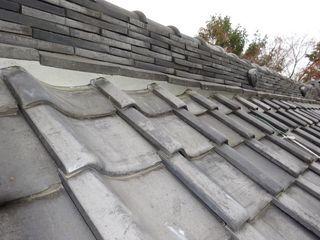 板橋区の神社で、屋根修理工事_c0223192_22062608.jpg