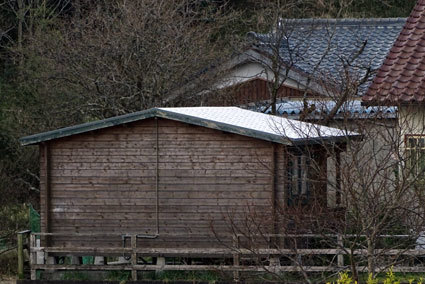 昨日の朝は霜がいっぱい_b0145296_13155179.jpg