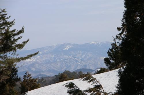 白川湖畔&飯豊山風景:春分・10, 2019.3.2_c0075701_19544767.jpg