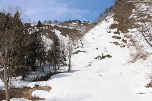 白川湖畔&飯豊山風景:春分・10, 2019.3.2_c0075701_19545507.jpg